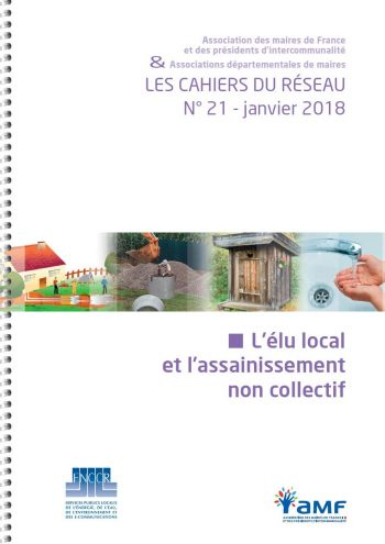 Guide « L'élu local et l'assainissement non collectif »